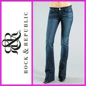 Rock & Republic Kasandra Jeans size 14M